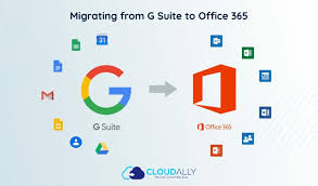 The norm for productivity suites is compared with those for the office 365 suite. Migrating G Suite Google Apps To Microsoft Office 365