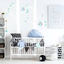 nursery wall stickers nursery birch trees with owls decals baby wall art stickers ebay on nursery wall art stickers ebay with nursery wall stickers nursery birch trees with owls decals baby wall