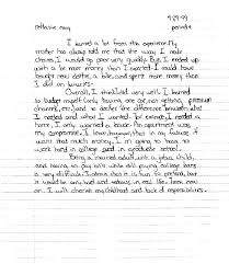 personal reflection essay example co personal reflection essay example