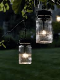 led jar lantern