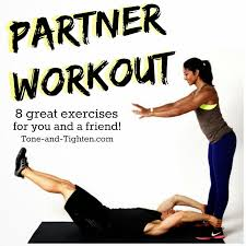 Image result for partner workouts