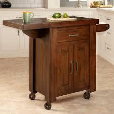Kitchen Cabinet With Wheels Kitchen Storage Carts Cabinets