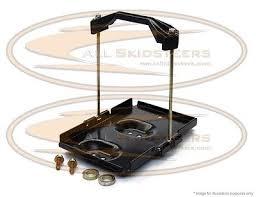 bobcat s175 zeppy io bobcat s175 battery tray hold down kit bracket skid steer loader pan plate