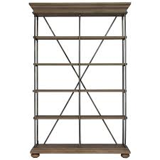 Haddie Light Tone Round Table Haddie Light Tone Wood Bookcase Dining Room Bookcase