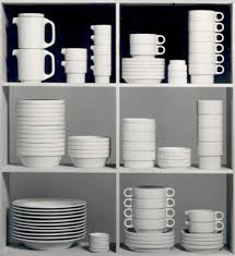 stackable tableware tc diploma project hans nick  stackable tableware tc 100 diploma project 1959 hans nick roericht photo wolfgang