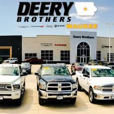 Deery Brothers Chrysler Dodge Jeep Ram - (New) 14 Photos ...