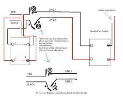 dayton split phase ac motor wiring diagram images diagram
