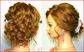 Hairstyles Wedding Hairstyle Hairstyles For Long Thick Curly Hair