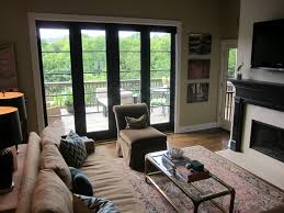 pella french doors. Extra Tall Pella French Doors - Painted Black To Look Like Expensive Steel From My Interior Life Blog
