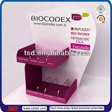 Table Top Product Display Stands Tsdc100 Custom Drugstore Pop Promotion Display Rack Pharmacy 67