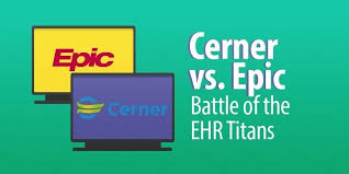 Cerner Vs Epic Battle Of The Ehr Titans