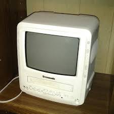 tv vhs combo. panasonic tv/vcr combo. cable ready. sleep timer tv vhs combo