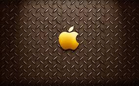 black ferrari logo wallpaper. gold apple logo black ferrari wallpaper