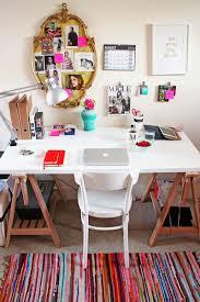 office desk space. Pretty Desk Space In A Home Office | The Elgin Avenue Blog M
