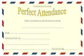 Attendance Award Template – Lrnsprk