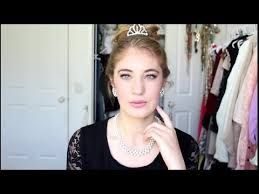 tutorial audrey hepburn breakfast at tiffany s hair makeup costume
