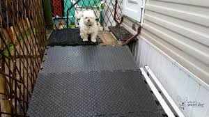 how to build your own dog ramp