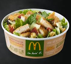 Mcdonald S Menu Calorie Chart Mcdonalds Baby Kale Salad Loses To Big Mac In Keeping