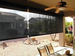 outdoor shades patio sun shades exterior solar screens