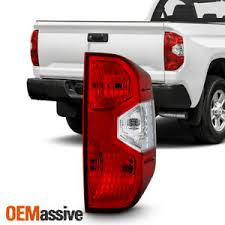 Details About Fits 2014 2019 Toyota Tundra Passenger Right Side Tail Light Replacement