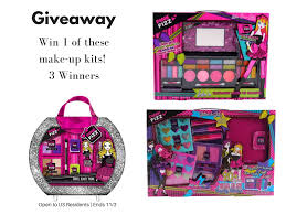 pink fizz s make up kits giveaway