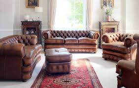 rustic country living room furniture. Rustic Rugs For Living Room Furniture Elegant Tufted Leather Sofa And Ottoman With Traditional Rug Country E