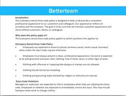 Attendance Policy Sample Template And Overview
