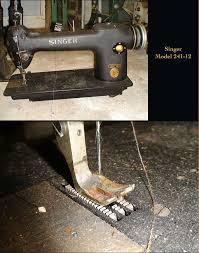 Singer 251 2 Industrial Sewing Machine