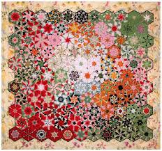 65 best ONE BLOCK WONDERS images on Pinterest | Quilt patterns ... & Quilt by Jan Krentz : one block wonder made with Harajuku Lady Millifiori  fabric from Alexander Adamdwight.com