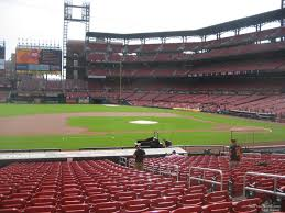 Busch Stadium Section 157 Rateyourseats Com