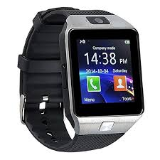 Sazooy DZ09 Bluetooth Smart Watch Touch Screen Wrist Phone Support SIM TF Card With Amazon.com: