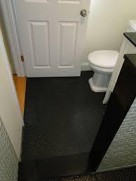 bathroom floor black hexagon tile installed bathroom paint bathroom floor ceramic tiles