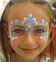 pin by miilii rodriiguez on caritas pintadas face face paintings and face painting
