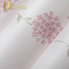 Pink Flower Wallpaper For Bedrooms Purple Flowers Wallpaper Online Shopping The World Largest Purple