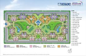overview exotica housing at noida extension housing site house plan