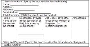 Sample Invoice For Non Profit Organization – Templatesinvoice