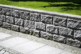 Granite Wall retaining wall walling stone silver grey granite 6234 by xevi.us