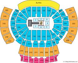 State Farm Arena Seating Chart Atlanta Philips Arena Wwe Live Yoga White Rock