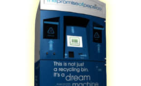 Reverse Vending Machine Recycling Best Pepsi's Dream Machine Aims To Make Recycling A Slam Dunk GreenBiz