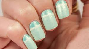 Nail Designs With Mint Color 15 Adorable Mint Green Nail Art Ideas Perfect For Summer
