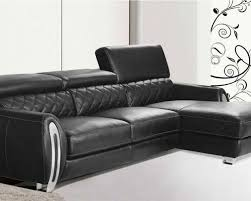 L Shaped Leather Couch Ideas