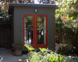 backyard office pod. 8x12 YardPod - Berkeley, CA Backyard Office Pod O