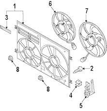Genuine volkswagen retainer vwg n91100701