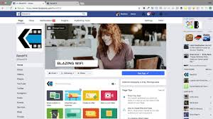 Make A Cover Page Online How To Make An Awesome Facebook Page Cover Video 2017 Youtube