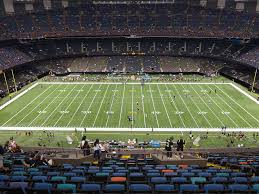 Mercedes Benz Superdome View From Terrace Level 640 Vivid