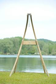 Diy Wood Hammock Chair Stand Antiquesl For Hammock Chair Stand