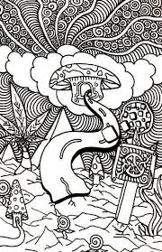 Small Picture Emejing Trippy Coloring Pages Photos Coloring Page Design