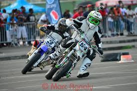 crf 150 vs dirt bike round 1 supermoto youtube