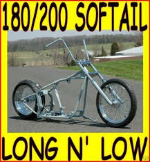 rolling chassis chopper kits ebay