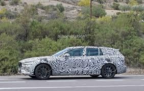 2020 Volvo V60 T6 R Design Spyshots 2020 Volvo V60 Polestar R Looks Like A Sleeper